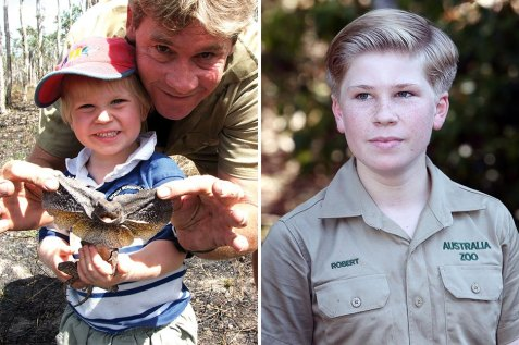steve-irwin and son