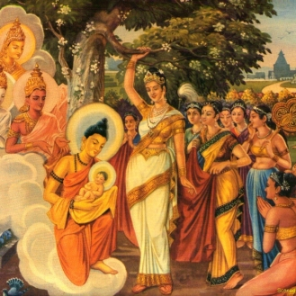 birth-of-siddhartha
