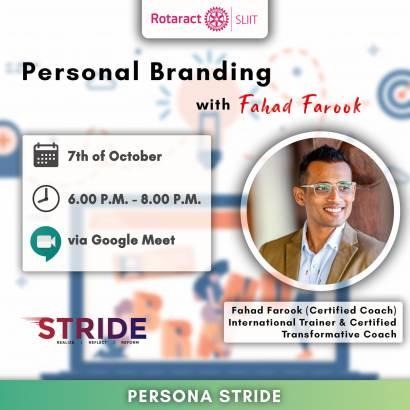 stride-personal branding